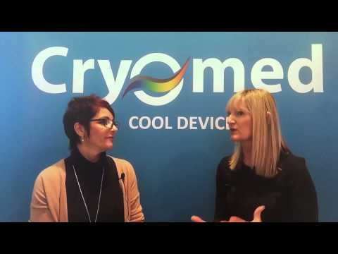 Cryomed Secret RF System - Video Interview with Mel Don
