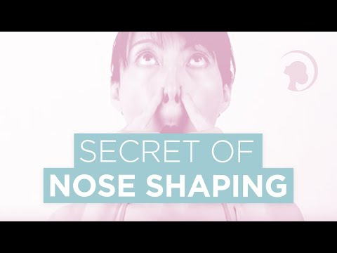 The Secret of Nose Reshaping 👈