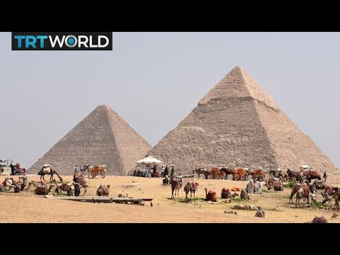 Egypt's Tourists: Increase in tourists to Egypt after decline
