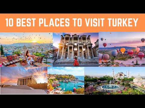Top 10 Places To Visit In Turkey