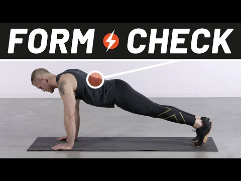 How to Perfect Your Pushup   Form Check   Men's Health