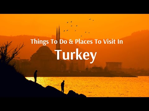 Things to Do & Best Places to Visit in Turkey with Flamingo Transworld