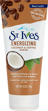 ENERGIZING COCONUT & COFFEE FACE SCRUB