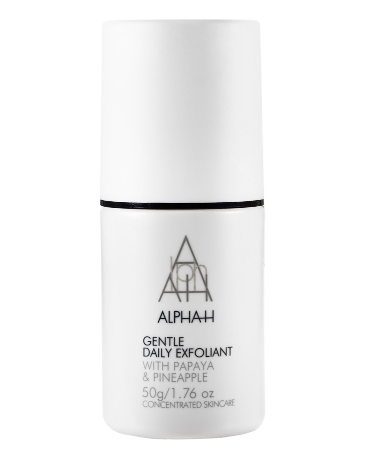 alpha-h Gentle Daily Exfoliant.
