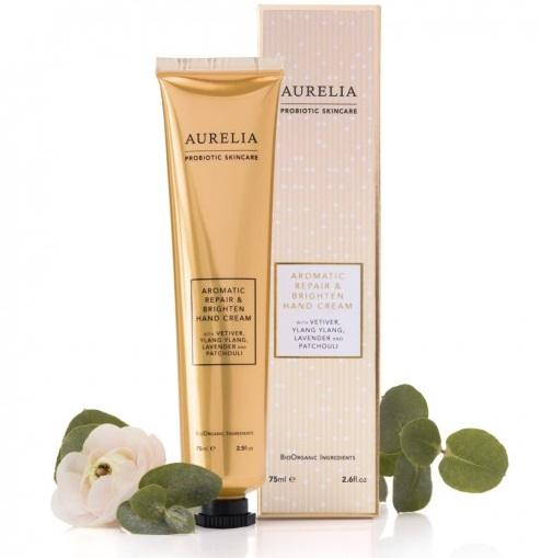 كريم AROMATIC REPAIR & BRIGHTEN من شركة Aurelia