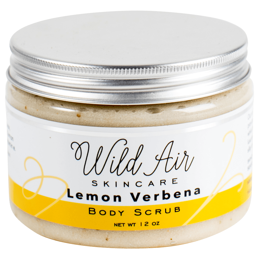 مقشر LEMON VERBENA BODY من شركة Wild Air