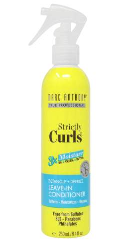 Strictly Curls 3X Moisture Detangle & Defrizz Leave-In Conditioner