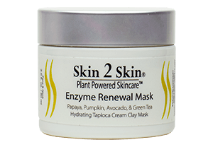 Enzyme Renewal Mask من skin 2 skin