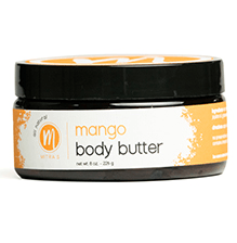 MANGO SHEA BODY BUTTER من Mitra's Bath & Body