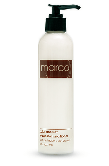Marco® anti freez leave in- conditioner with collaen color guard