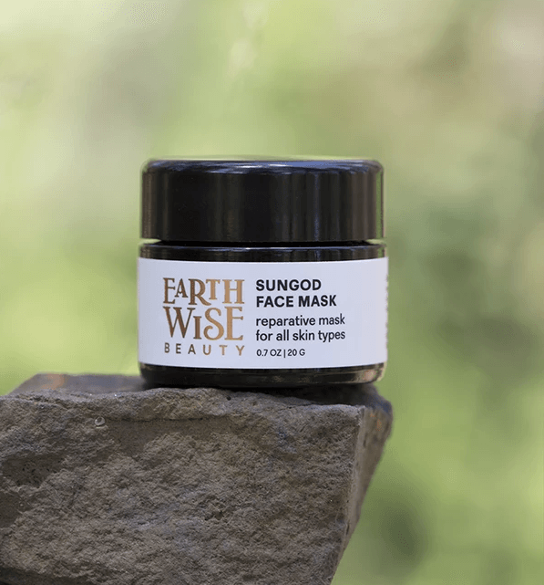 Sungod Face Mask من EarthWise Beauty