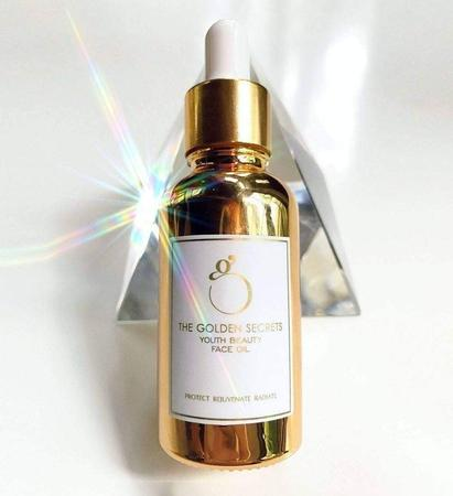 السيروم Youth Beauty Face Oil Serum من The Golden Secrets