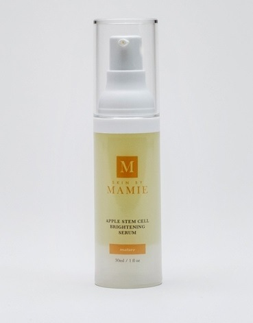 APPLE STEM CELL BRIGHTENING SERUM من SKIN BY MAMIE