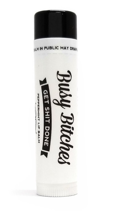بلسم الشفاه Busy Bitches Lip Balm من منتجات Ms. Betty's Original