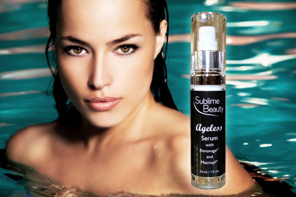 Ageless Line Smoother من Sublime Beauty افضل سيروم للوجه