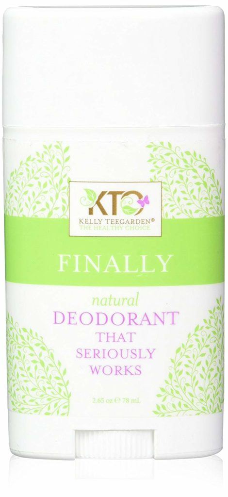 FINALLY - NATURAL DEODORANT THAT SERIOUSLY WORKS من KTO