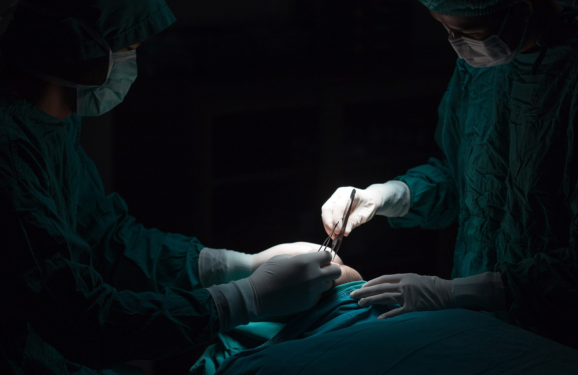 On Going Surgery