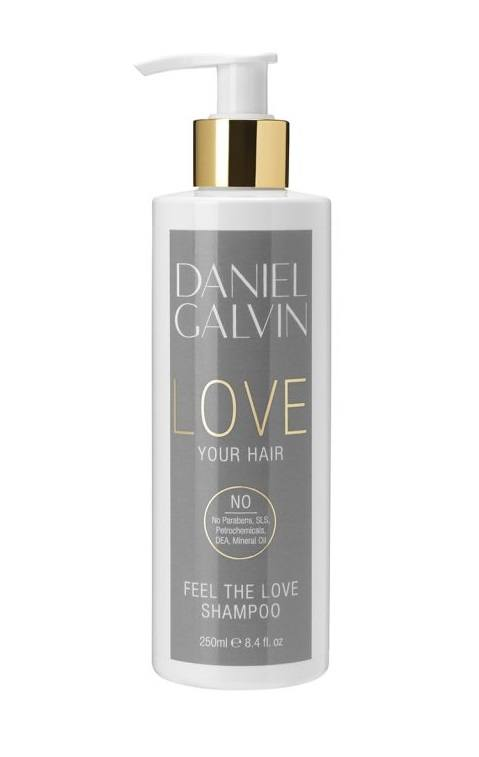 DANIEL GALVIN FEEL THE LOVE SHAMPOO من DANIEL GALVIN
