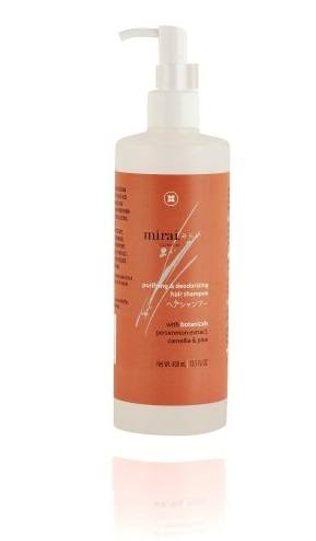 Purifying & Deodorizing Hair Shampoo من mirai CLINICAL