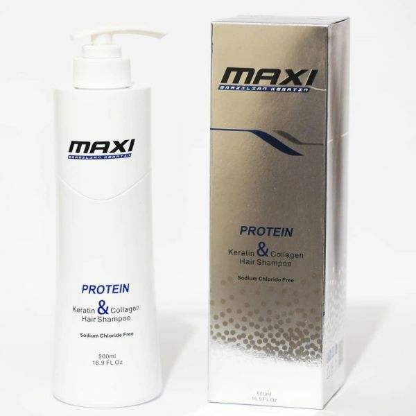 Maxi Protein Keratin and Collagen 500 ml