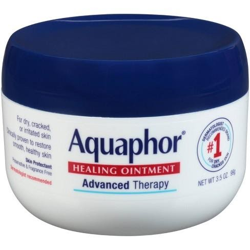 Aquaphor Advanced Therapy Healing Ointment جفاف البشرة في الشتاء