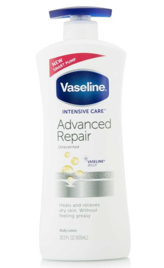 Intensive Care Advanced Repair Unscented Body Lotion